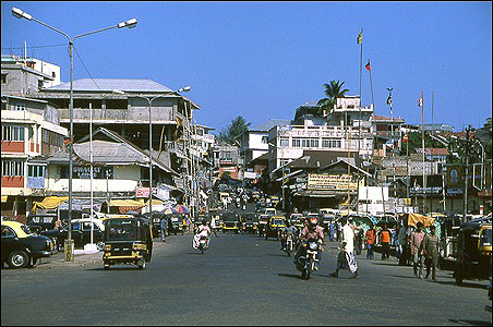 Port Blair.