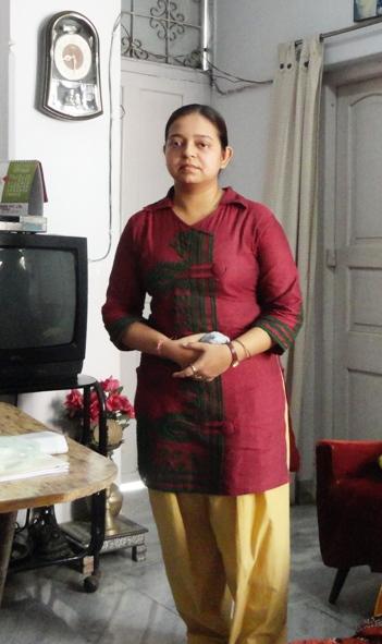 Moumita Choudhury.