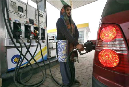 Diesel price hiked by Rs 5/litre; petrol, kerosene spared