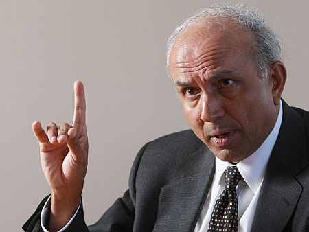 Prem Watsa,  promoter-chairman of Toronto-based Fairfax Financial Holdings