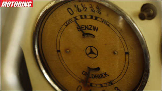 A car that missed its date with history