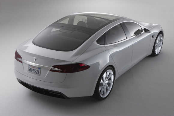 Amazing images of Tesla cars
