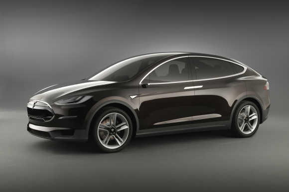 Model X.