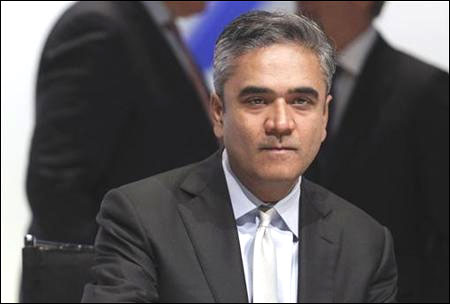 Deutsche Bank co-CEO Anshu Jain