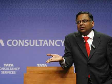 How the TCS boss keeps the company agile