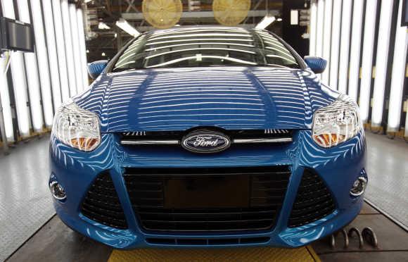 Ford Focus.