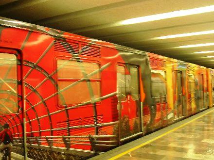 Metro Bellas Artes Station