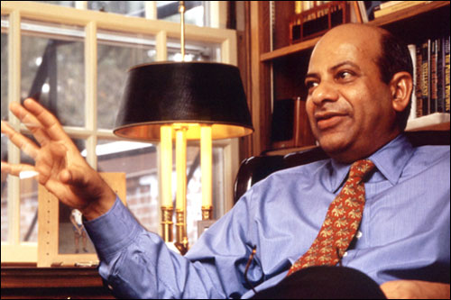 Vijay Govindarajan says his book is not aimed solely at the business world, for it celebrates innovations carried out with limited resources.
