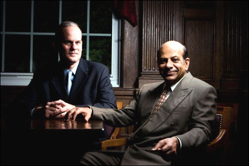 Vijay Govindarajan and Chris Trimble.