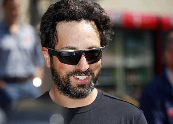 Sergey Brin.