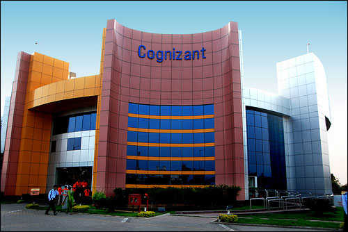 Cognizant's offshore delivery centre in Chennai.