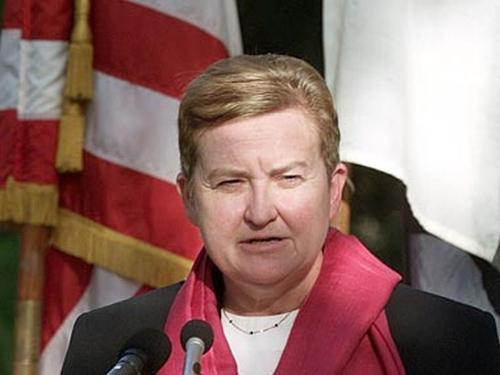 Nancy Powell, US ambassador to India