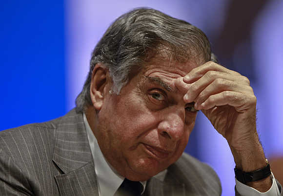 Ratan Tata.