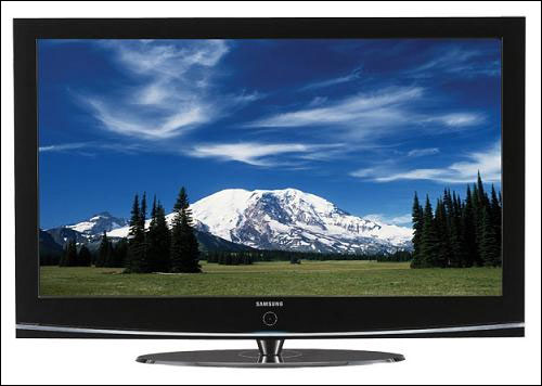 Large-screen TVs fail to excite