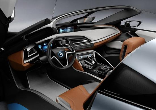 Two stunning electric cars from BMW
