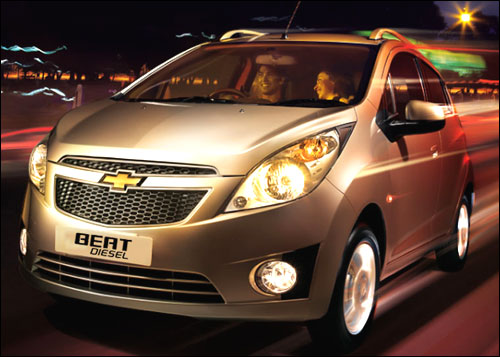 Chevrolet to launch 2 more cars in India, soon
