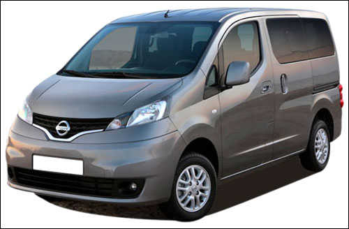 Nissan Evalia is priced at Rs  8.89 lakh.