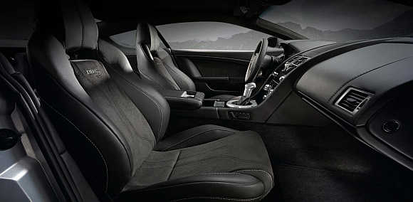 Aston Martin DBS Coupe.