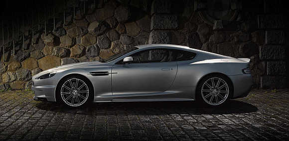 Aston Martin DBS Coupe.