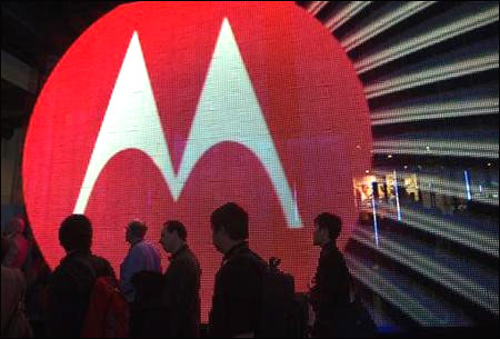 Motorola Mobility shuts down India website