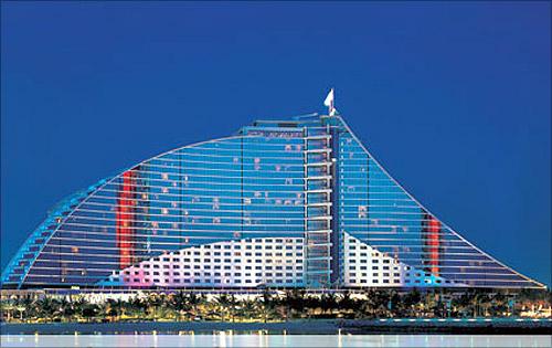 Jumeirah of Dubai.