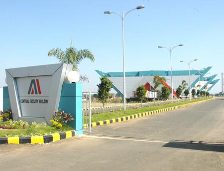 Office of Maharashtra Airport Development Company, the authority constituted for MIHAN