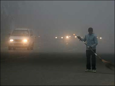 Fighting Delhi's smog