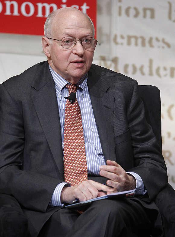 Martin Feldstein.
