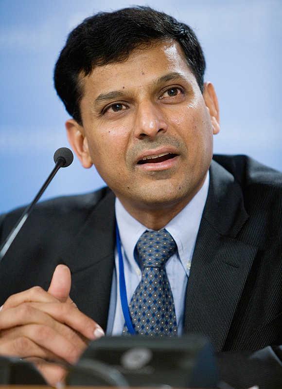 Raghuram Rajan.