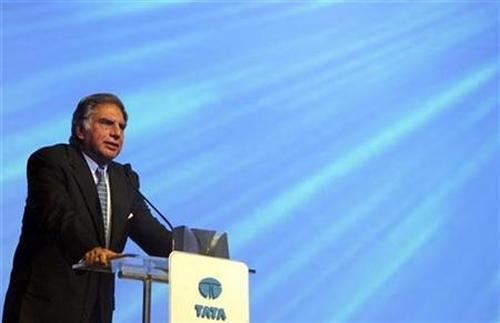 Ratan Tata, chairman, Tata Group