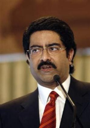 Kumar Mangalam Birla, chairman of Aditya Birla Group