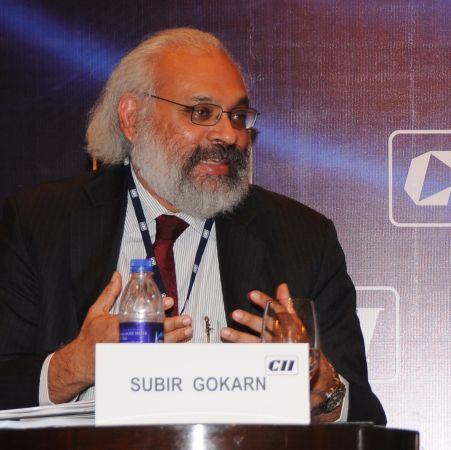 RBI Deputy Governor Subir Gokarn