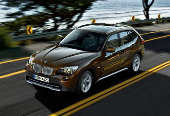 BMW X1, one of the cars that Range Rover wants to compete with in India