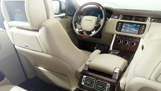 The new Range Rover, Vogue SE