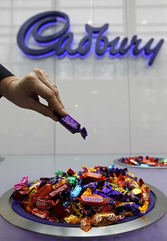 Cadbury India employees were introduced to the new company last week.