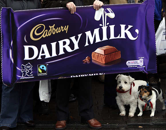 There will be no change in branding practices for Cadbury in India, says a spokesperson.