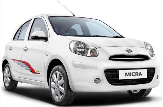 Nissan offers exciting sops on Micra, Sunny