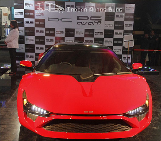 DC Avanti: India's 1st sports car will be available soon