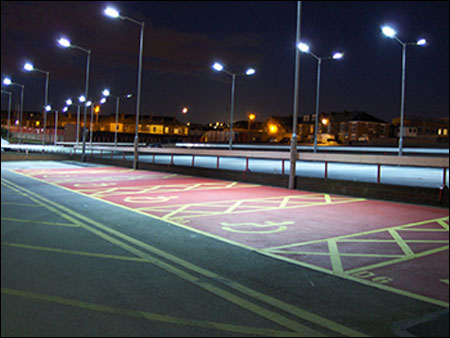 Philips, Bridgelux, NTL compete to switch on LEDs for street lighting