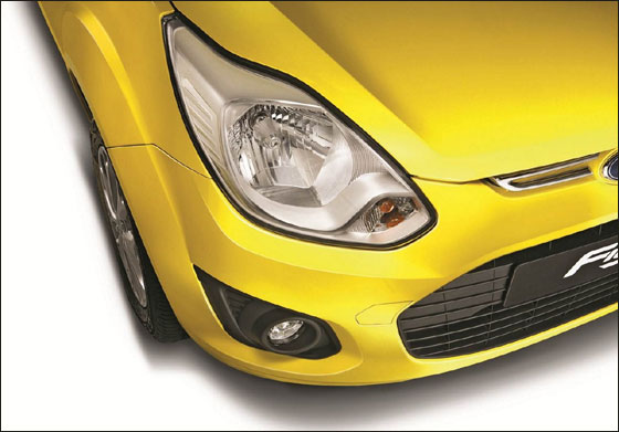 Ford Figo facelift launched at Rs 3.84 lakh