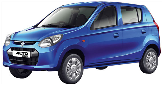 The Rs 2.44 lakh Maruti Alto launched