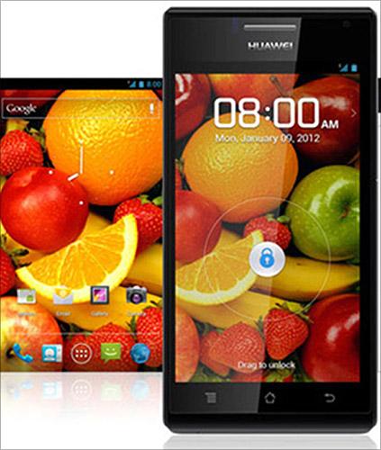 Huawei Ascend P1 LTE.