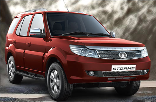 The Rs 9.95 lakh Tata Safari Storme is finally here