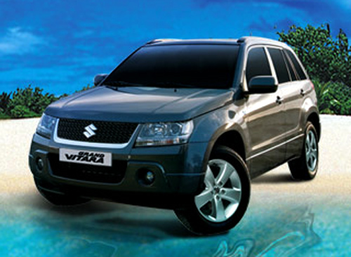 Maruti Suzuki Vitara.