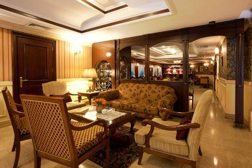 Orient Express Hotel.