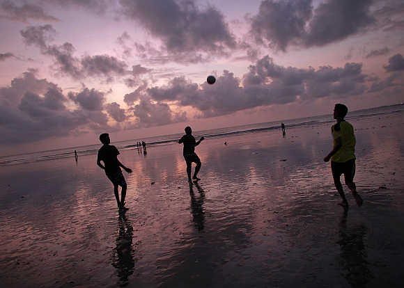 Alibag is one of the traditional weekend-getaway destinations for residents of Mumbai. Photo is for representation purpose only.