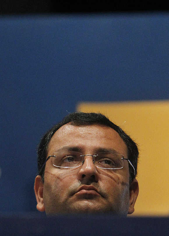 Cyrus Mistry, Deputy Chairman, Tata Sons.
