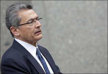 Rajat Gupta, corporate visionary and humanitarian; now, sadly, a convict