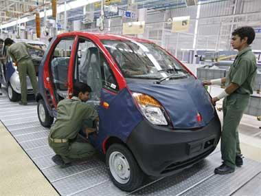 Festive season fails to cheer Tata Nano sales