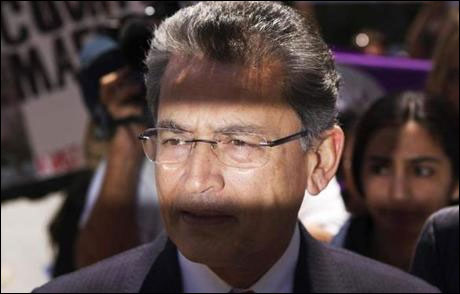 Rajat Gupta to be sentenced on Wednesday